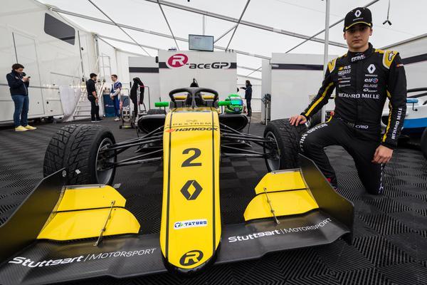 Caio Collet: parceria renovada com a Stuttgart Motorsport
