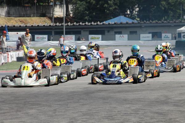 Segunda etapa da Copa Interlagos de Kart será neste sábado