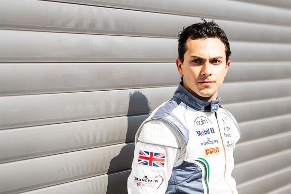 Pipo Derani fará parte da forte equipe da Bentley