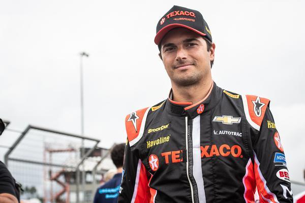 Nelsinho Piquet estará no estande da Texaco