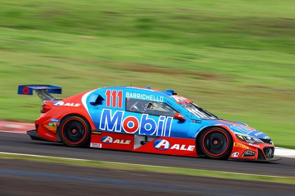 Rubens Barrichello: embalado por bons resultados