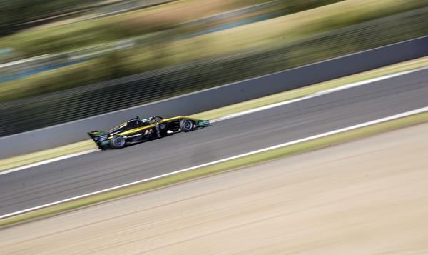 TRS: bom preparativo para a temporada na F-Renault Eurocup