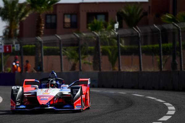 Pipo Derani: satisfeito com testes na Fórmula E
