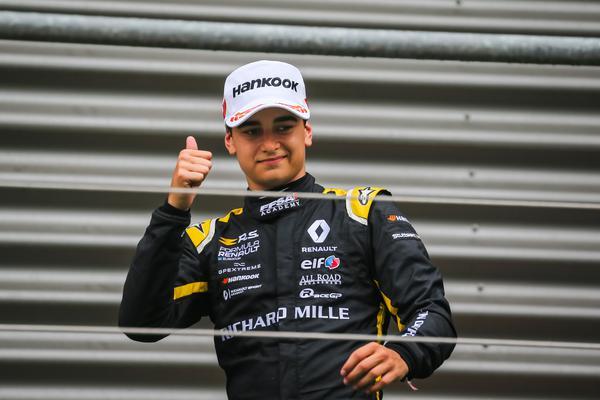 Caio Collet: boa estreia na última etapa da F1 virtual