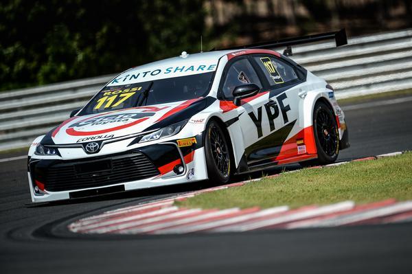 Matías Rossi volta ao palco de sua estreia na Stock Car