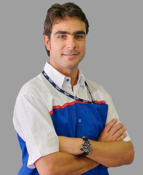 Gastão Fráguas Filho representará o país na Comissão de Kart da CODASUR
