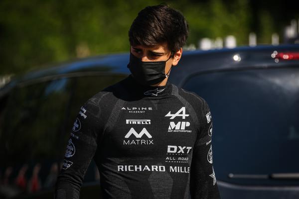 Nesta semana, pilotos testam em Jerez de la Frontera