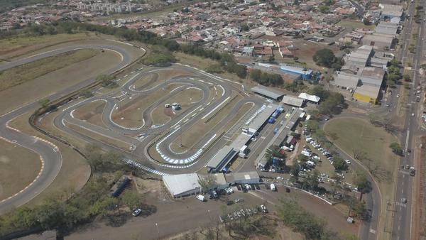 Londrina será a sede da Copa Brasil de Kart