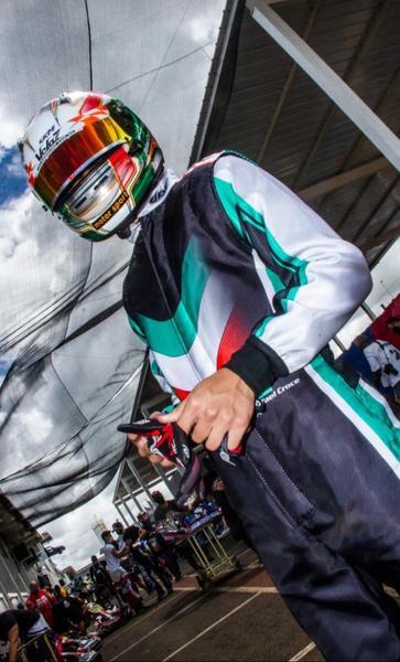 Parceria dará desconto a pilotos inscritos na Copa Brasil de Kart