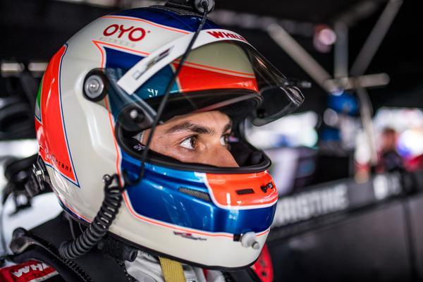 Pipo Derani estará nas 6 Horas de Monza neste domingo
