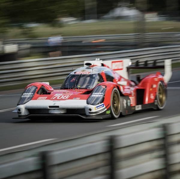 Pipo Derani completa sua sexta 24H de Le Mans com grande resultado