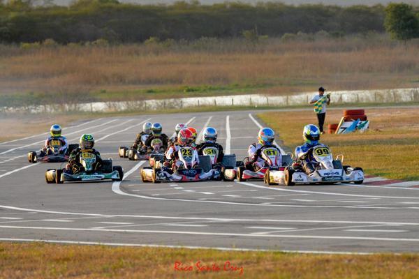 Kartódromo Marcelino Thomaz será o palco da segunda etapa