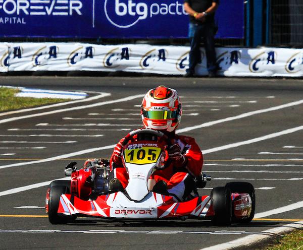 Equipe campeã será premiada com chassis completo da Bravar