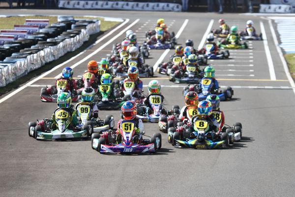 56a edição do Campeonato Brasileiro de Kart tem inscrições abertas