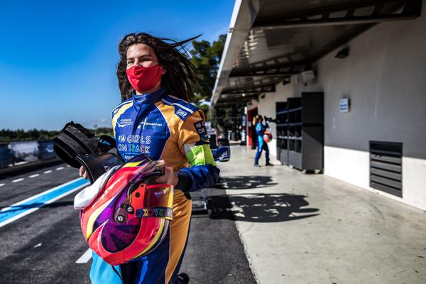 Antonella Bassani disputará os dois eventos
