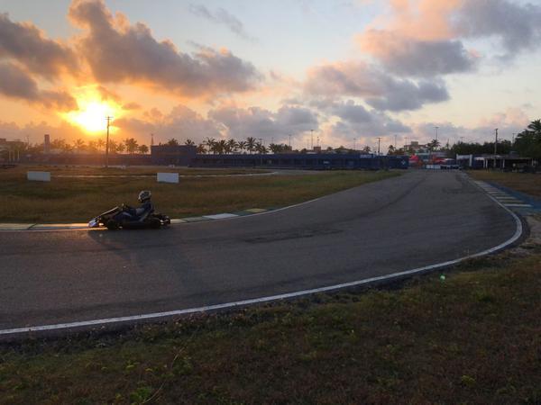 Pista será sede da 23a edição da Copa Brasil de Kart