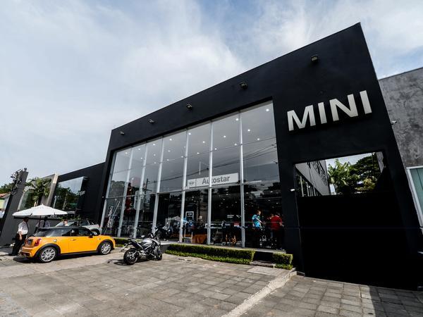 Evento terá apoio da MINI Autostar