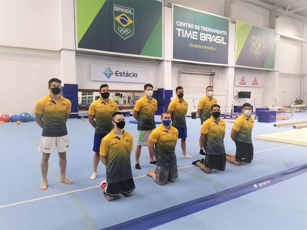 CBG dá start em ano olímpico com Estágio de Treinamento