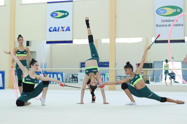 Seleção Brasileira de Conjunto de Ginástica Rítmica