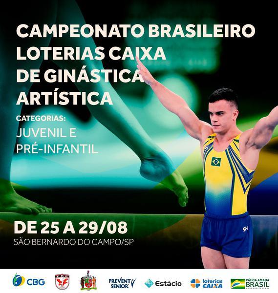 Caio Souza - Ginástica Artística