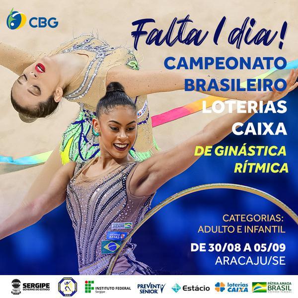 Campeonato Brasileiro Loterias Caixa de Ginástica Rítmica