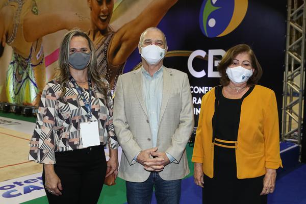 Marcia Lima, Paulo Wanderley e Luciene Resende