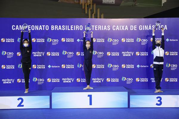 Brasileiro Loterias Caixa Infantil de GR