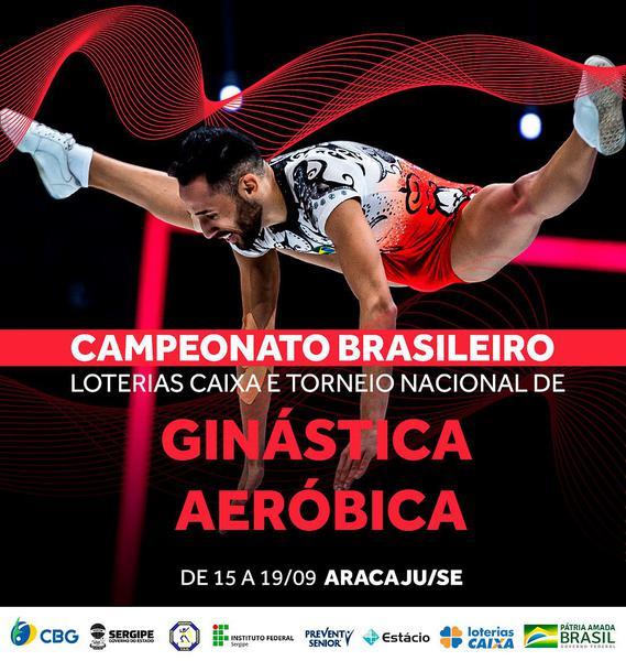 Campeonato Brasileiro Loterias Caixa de Ginástica Aeróbica