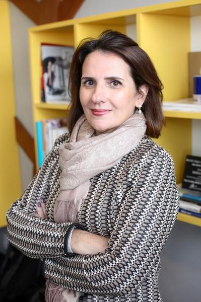 A consultora em design e tendências, Márcia Croce