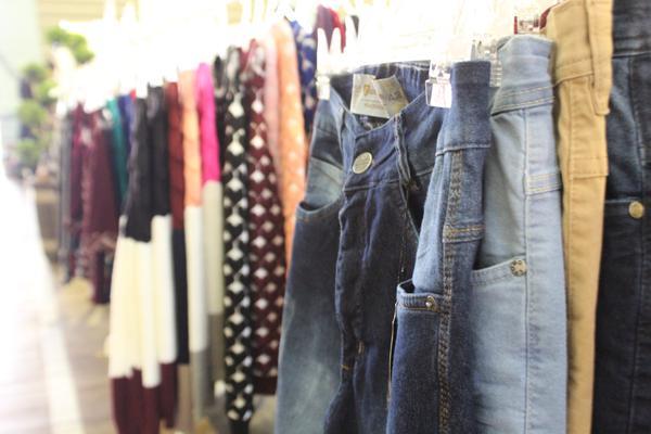 Venda de roupas