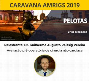 Caravana AMRIGS em Pelotas