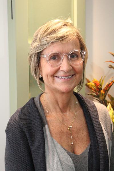 Presidente da Sociedade de Pediatria do RS, Cristina Targa Ferreira