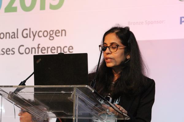 Médica norte-americana Priya Kishnani