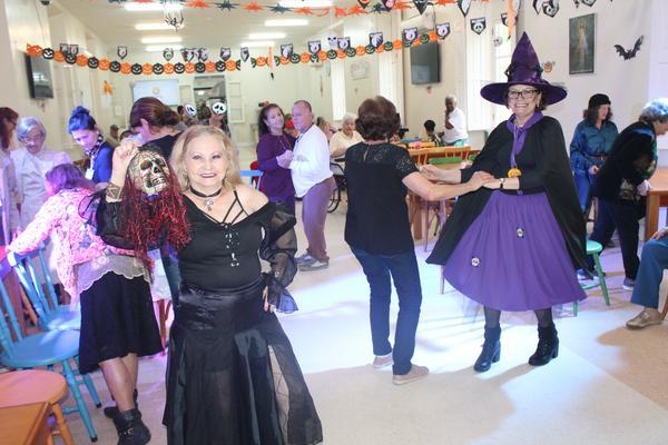 Baile do Halloween