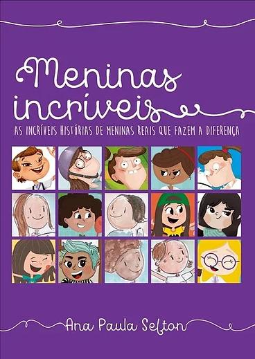Livro Meninas Incríveis