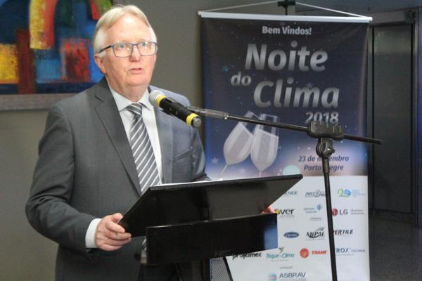 Presidente da ASBRAV, Eduardo Hugo Muller