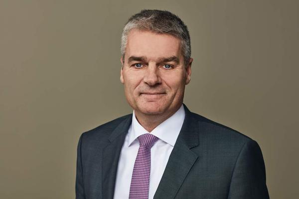 Lars Tveen, presidente da Danfoss Heating