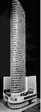 Maquete do Edifício Itália