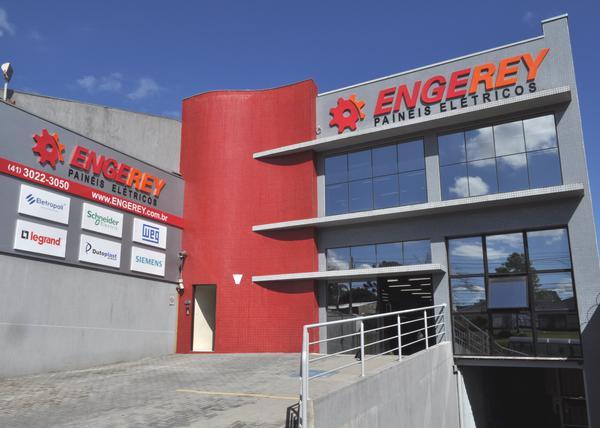 Sede da Engerey em Curitiba