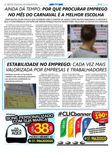 18.02.2020 - Jornal de Gravatai - RH Mattos-1