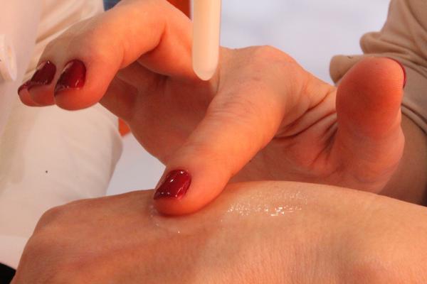Atenção com produtos a serem usados no corpo