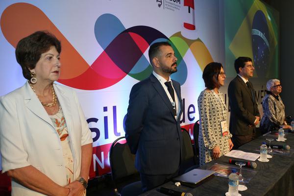 Congresso Brsileiro de Genética Médica realizado no ano passado