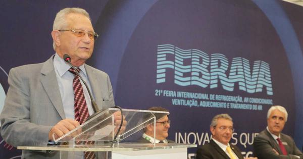 Nelson Baptista, presidente da Comissão Organizadora da FEBRAVA