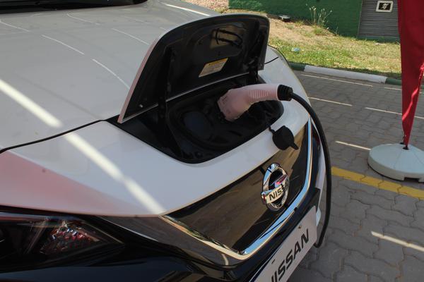 Projeto futuro é implantar abastecimento de automóveis