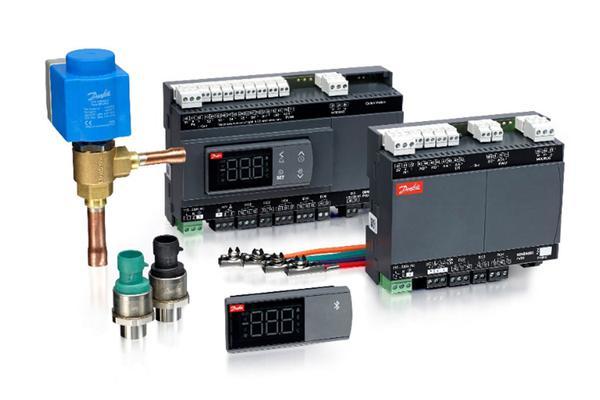 ADAP-KOOL® Case Controls Solution da Danfoss inclui novos produtos