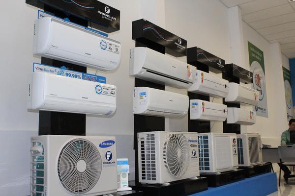 Uso de splits em áreas coletivas requer cuidado com renovação de ar