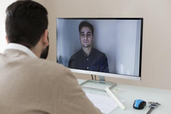 Entrevistas por vídeo