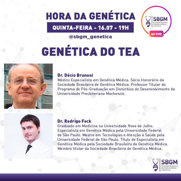 Genética do TEA