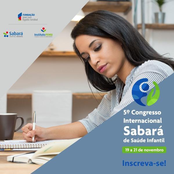 5º Congresso Internacional Sabará