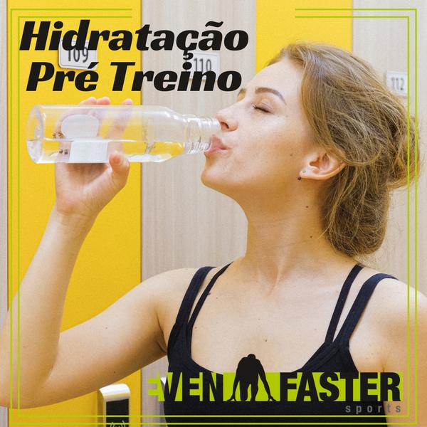 Hidratação Pré Treino
